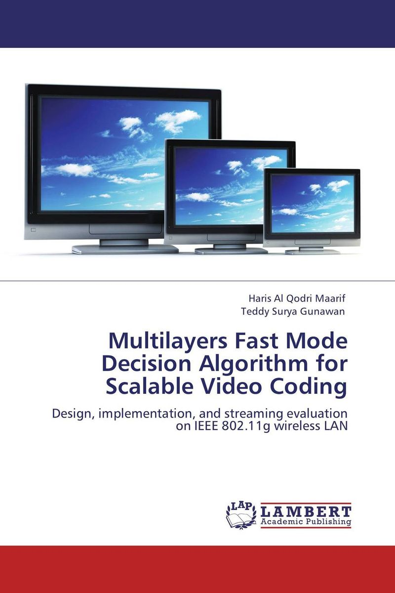 Multilayers Fast Mode Decision Algorithm for Scalable Video Coding walaa m abd elhafiez an effective algorithm for coding color images