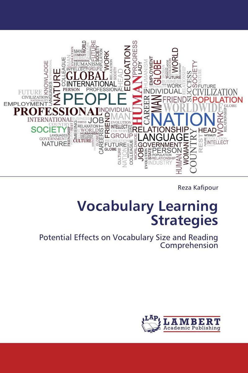 Vocabulary Learning Strategies second language vocabulary learning