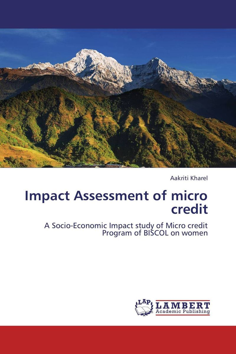 Impact Assessment of micro credit srichander ramaswamy managing credit risk in corporate bond portfolios a practitioner s guide