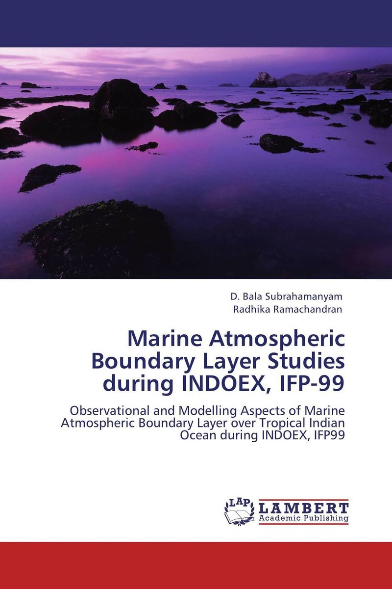 Marine Atmospheric Boundary Layer Studies during INDOEX, IFP-99 hatem hussny hassan study of atmospheric ozone variations from surface and satellite data