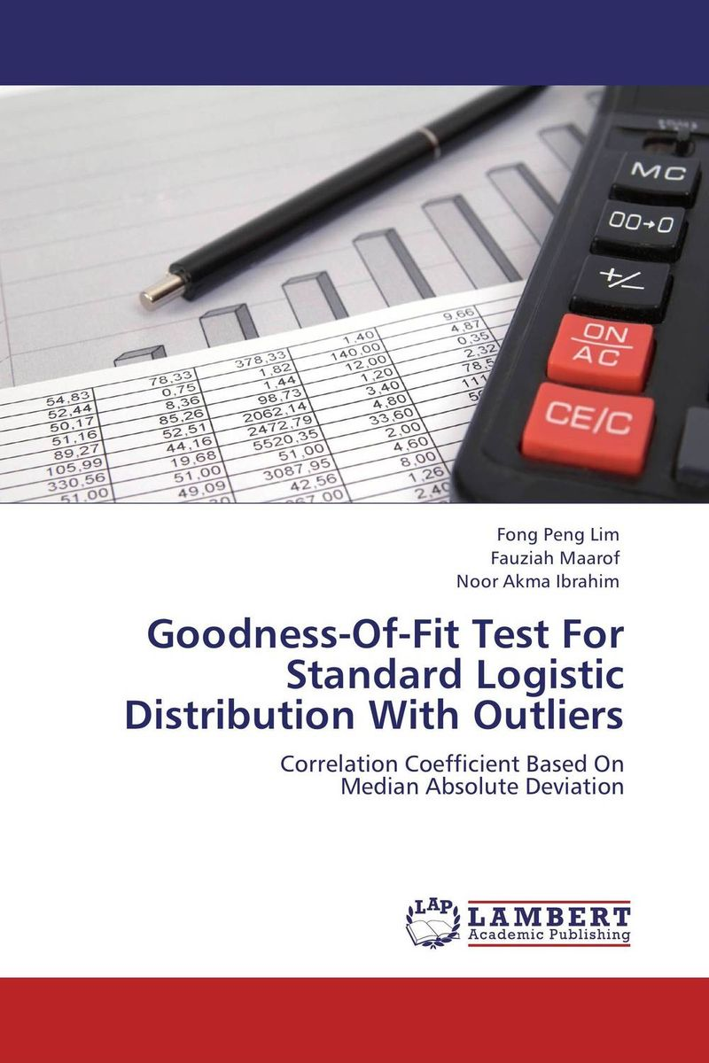 Goodness-Of-Fit Test For Standard Logistic Distribution With Outliers logistic management