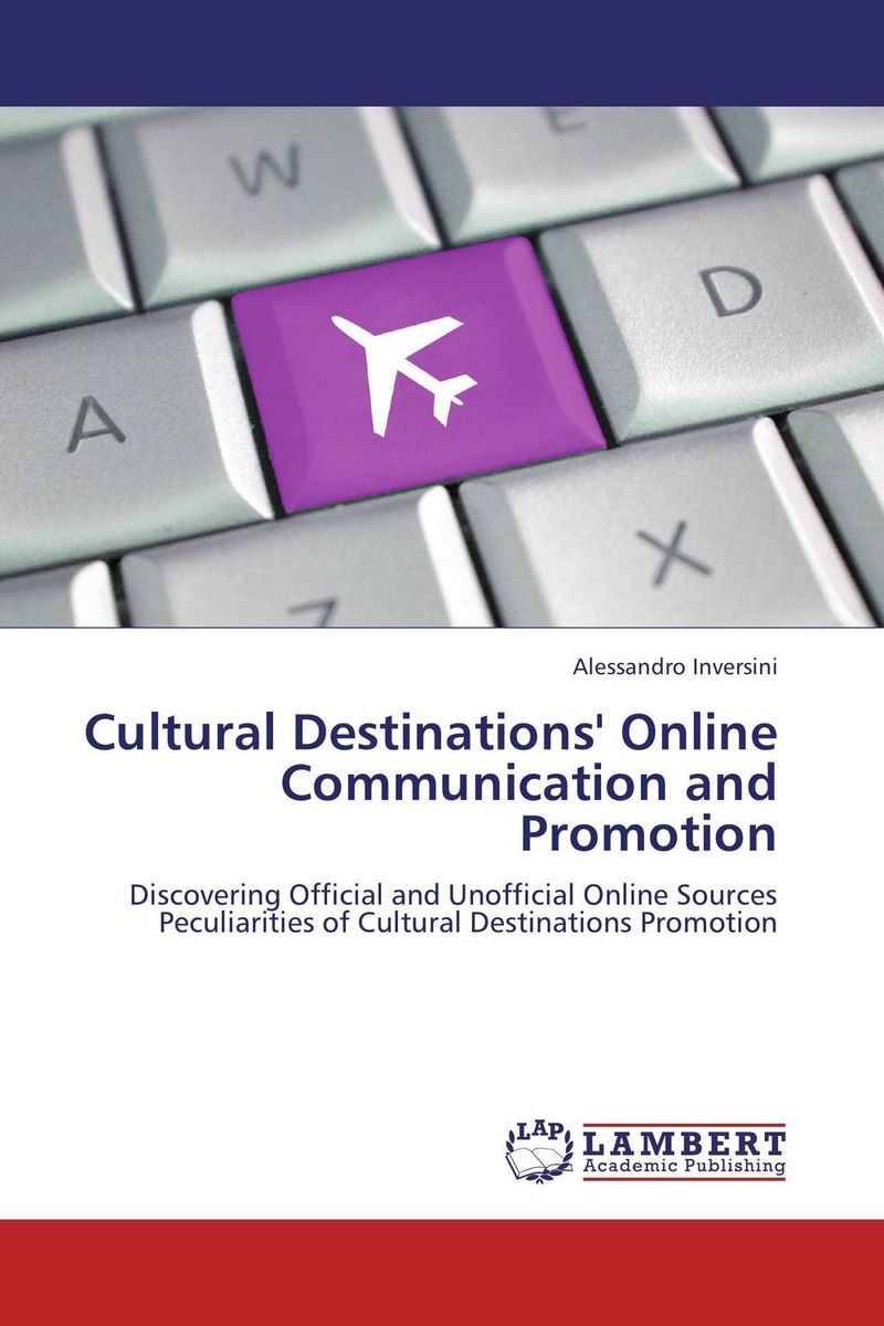 Cultural Destinations' Online Communication and Promotion orality online and the promotion of cultural diversity