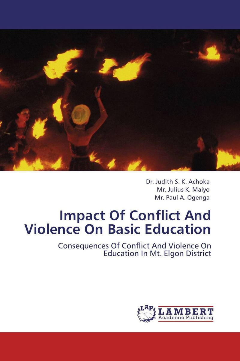 Impact Of Conflict And Violence On Basic Education conflict management strategies used in higher education institutes