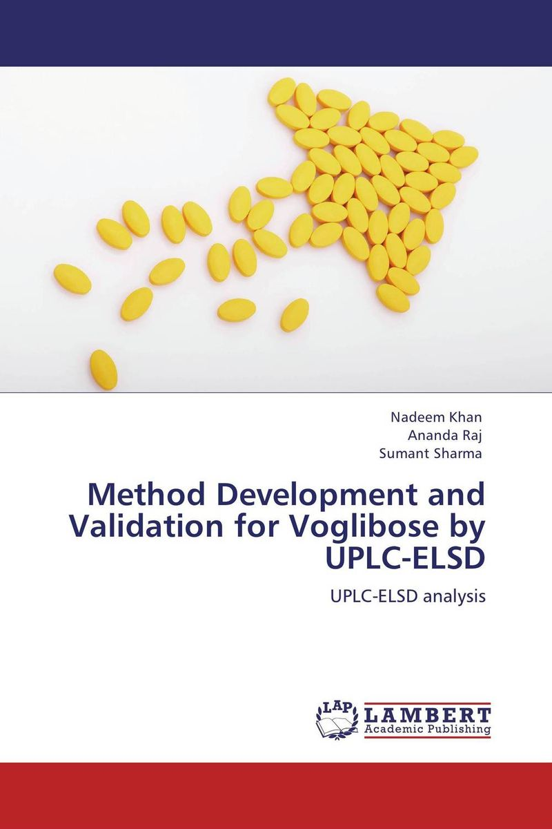 Method Development and Validation for Voglibose by UPLC-ELSD drug discovery and design