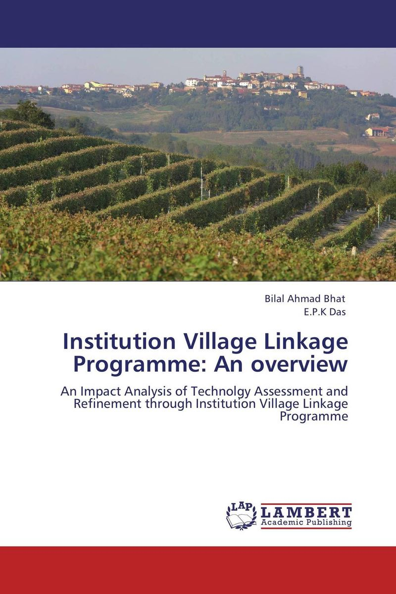 Institution Village Linkage Programme: An overview programme planning in extension