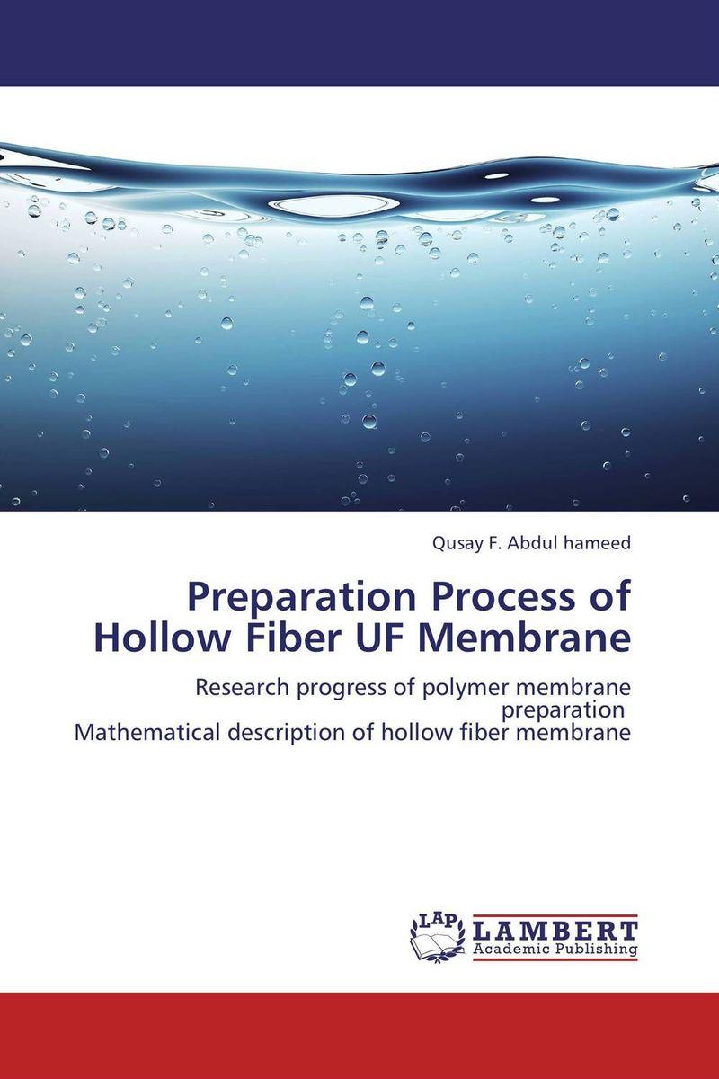 Preparation Process of Hollow Fiber UF Membrane