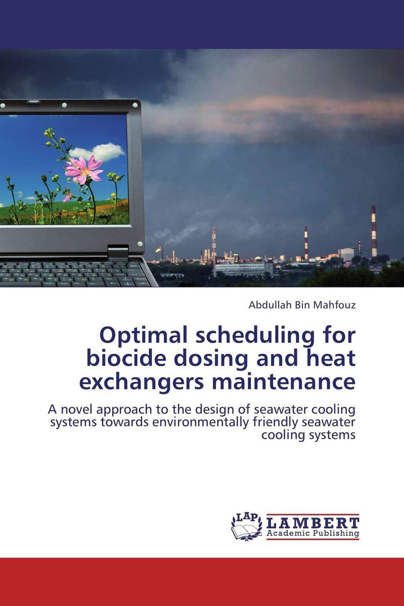 Optimal scheduling for biocide dosing and heat exchangers maintenance optimization of hydro generation scheduling
