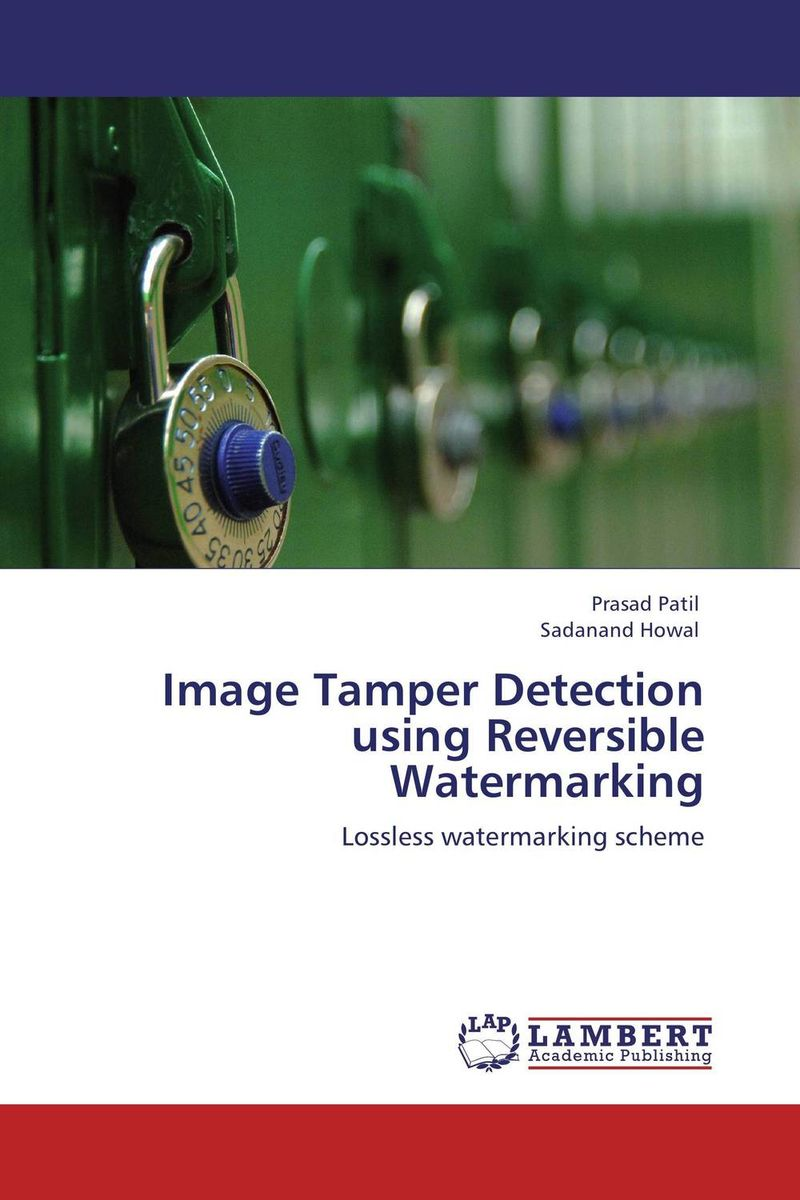 Image Tamper Detection using Reversible Watermarking an introduction to digital image watermarking
