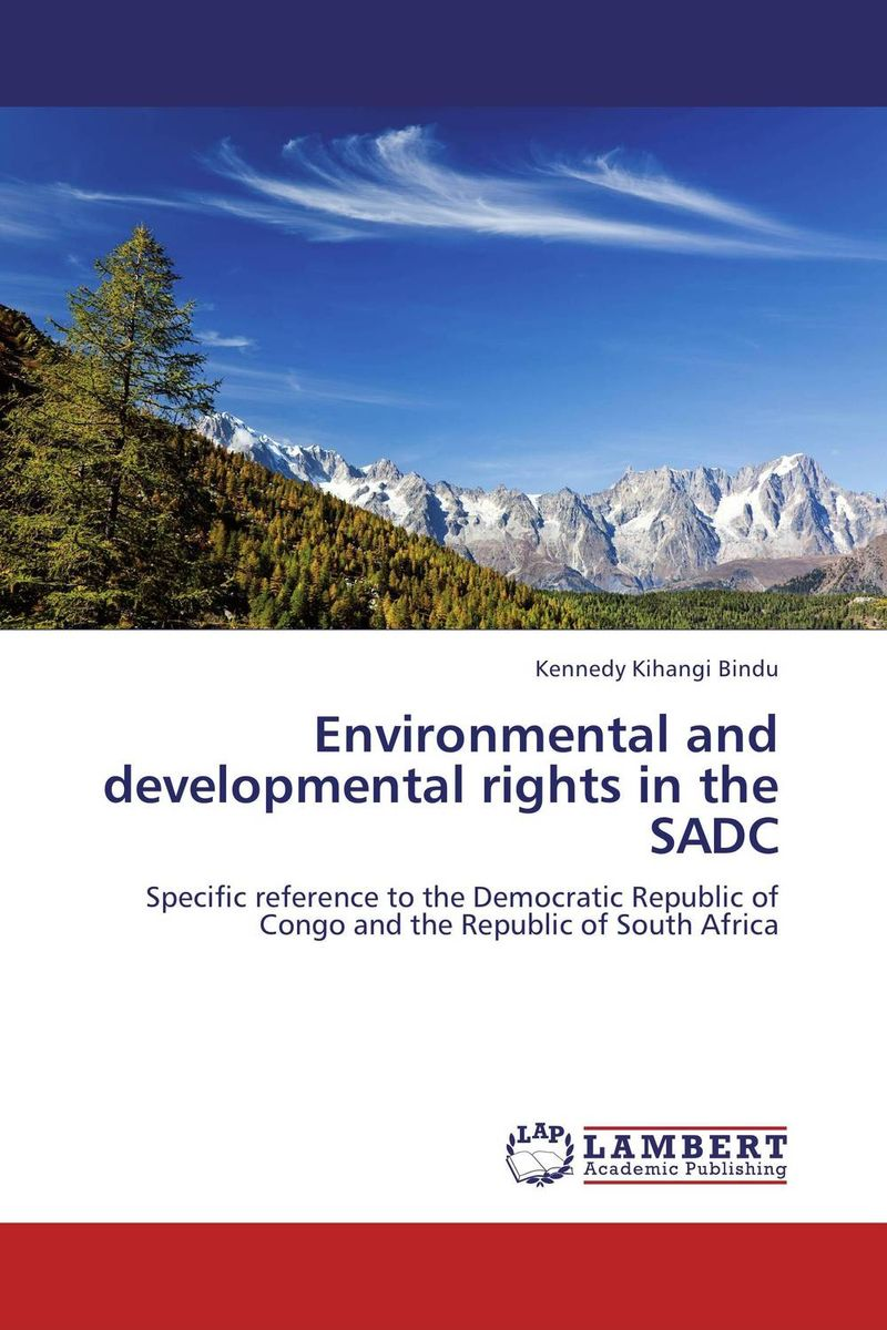 Environmental and developmental rights in the SADC