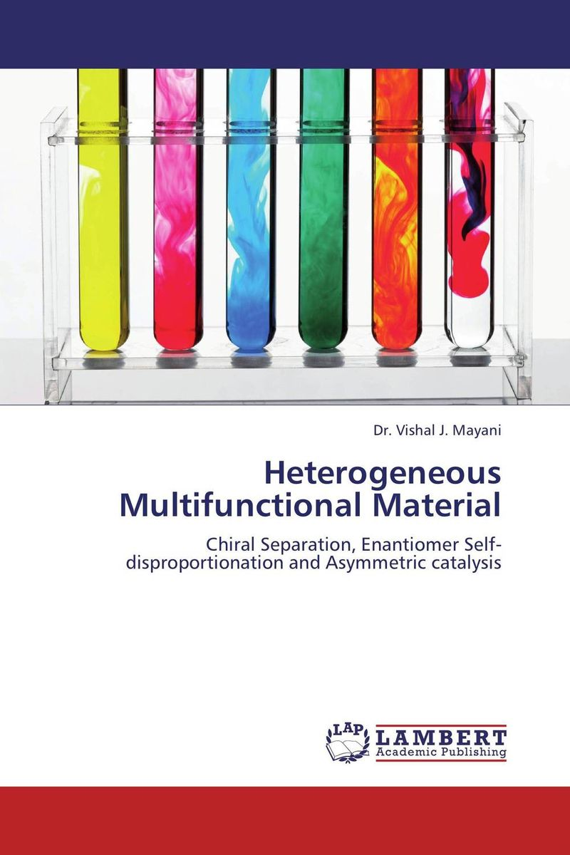 Heterogeneous Multifunctional Material