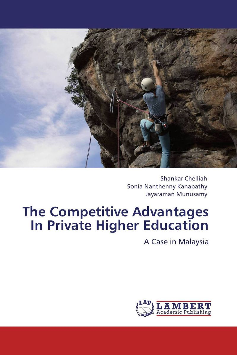 The Competitive Advantages In Private Higher Education private higher education institution using the tpack model in malaysia