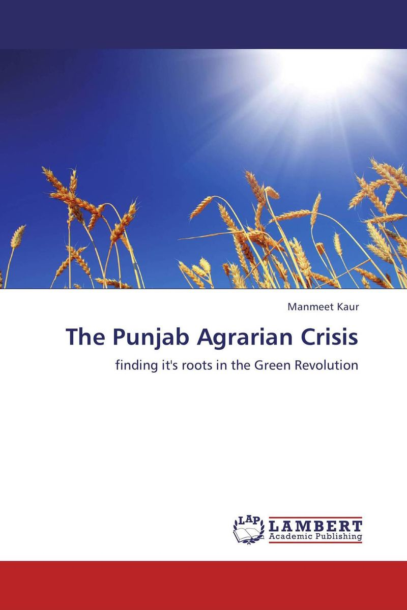 The Punjab Agrarian Crisis community resilience of village udekaran punjab india
