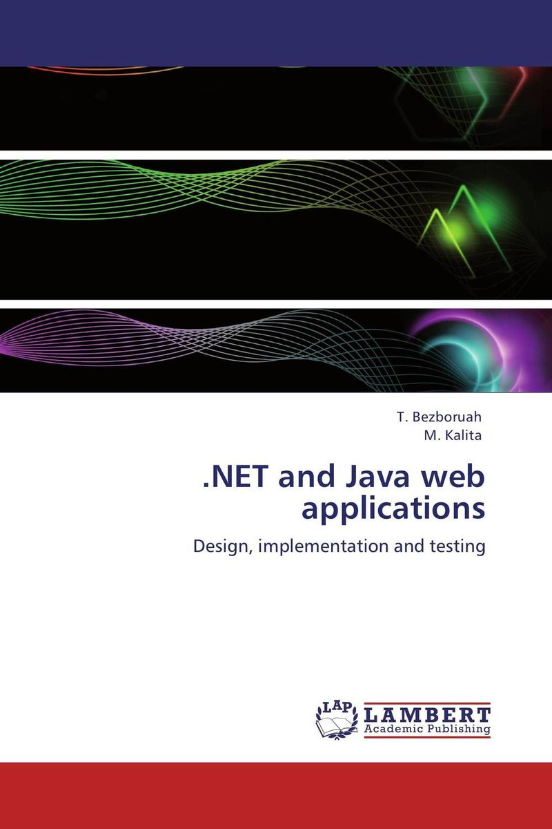 .NET and Java web applications