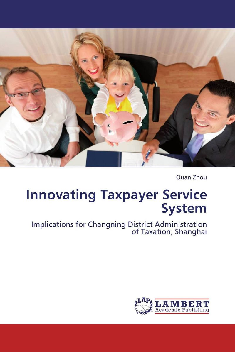 Innovating Taxpayer Service System