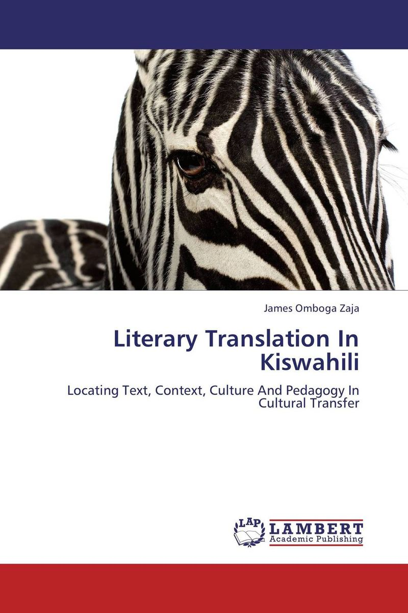 Literary Translation In Kiswahili envisioning machine translation in the information future 4th conference of the association for machine translation in the americas amta 2000 cuernavaca mexico