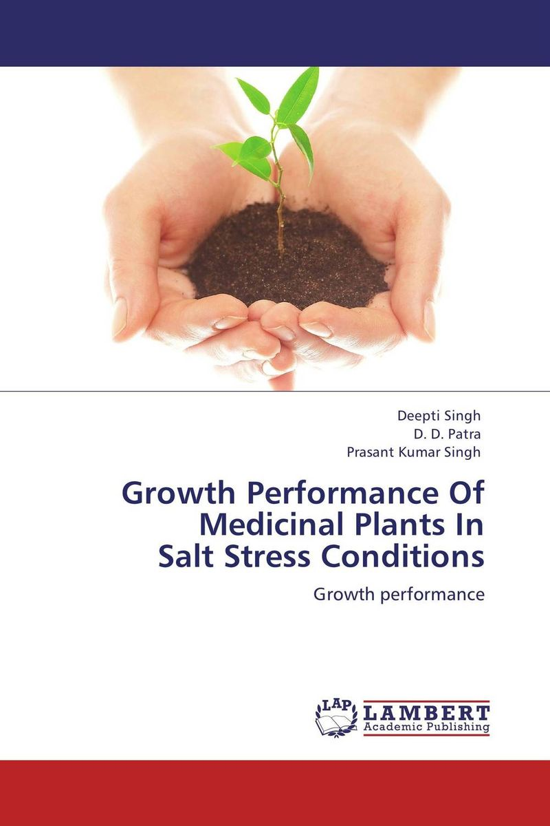 Growth Performance Of Medicinal Plants In Salt Stress Conditions deciphering the role of yap4 phosphorylation under stress conditions