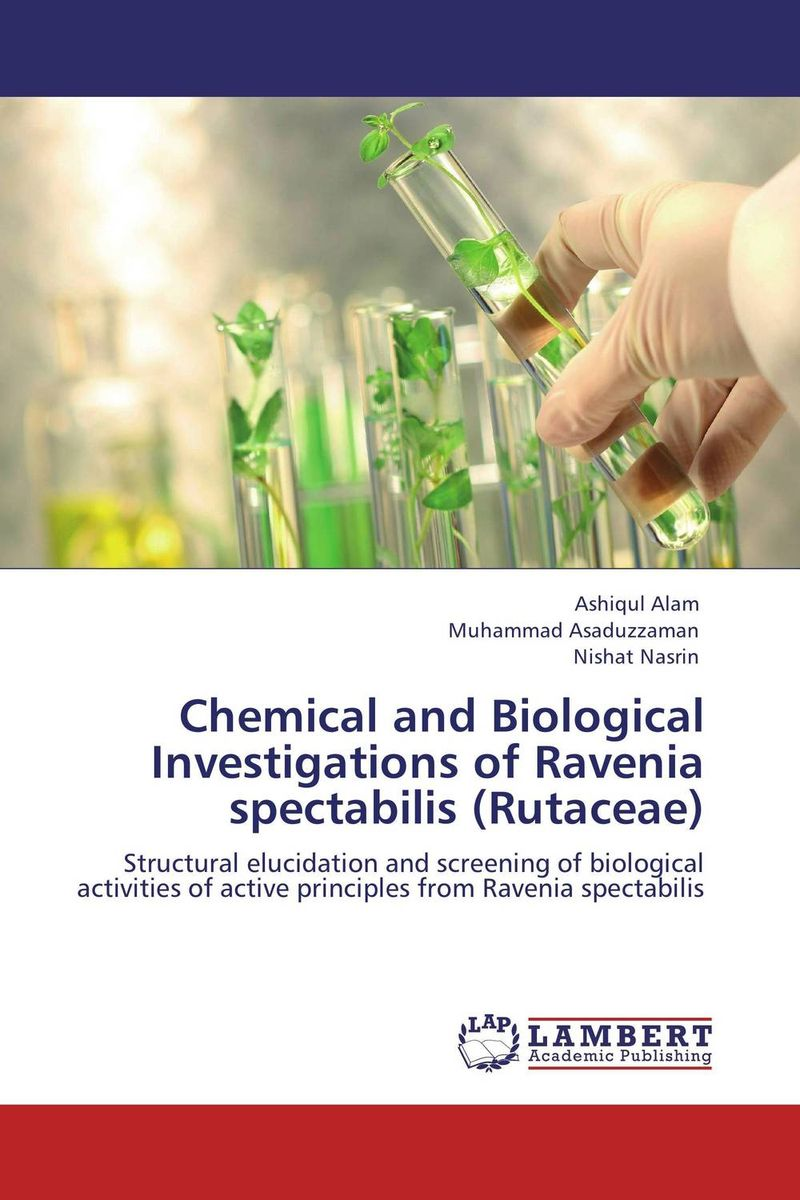 Chemical and Biological Investigations of Ravenia spectabilis (Rutaceae)
