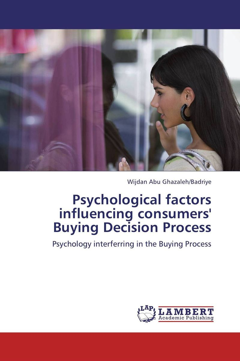 Psychological factors influencing consumers' Buying Decision Process factors influencing the growth of informal rental housing in swaziland