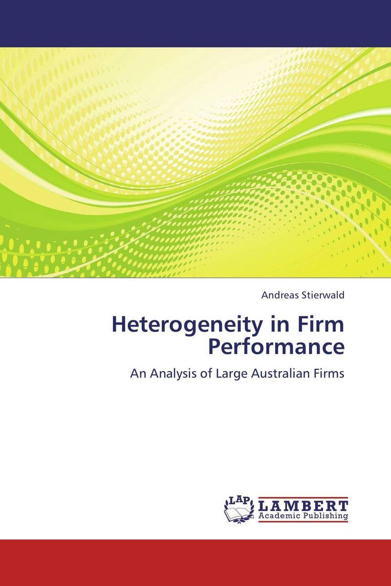 Heterogeneity in Firm Performance david parmenter key performance indicators developing implementing and using winning kpis