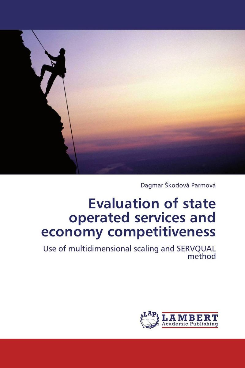 Evaluation of state operated services and economy competitiveness evaluation of the impact of a mega sporting event