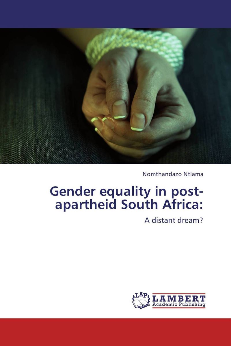 Gender equality in post-apartheid South Africa: