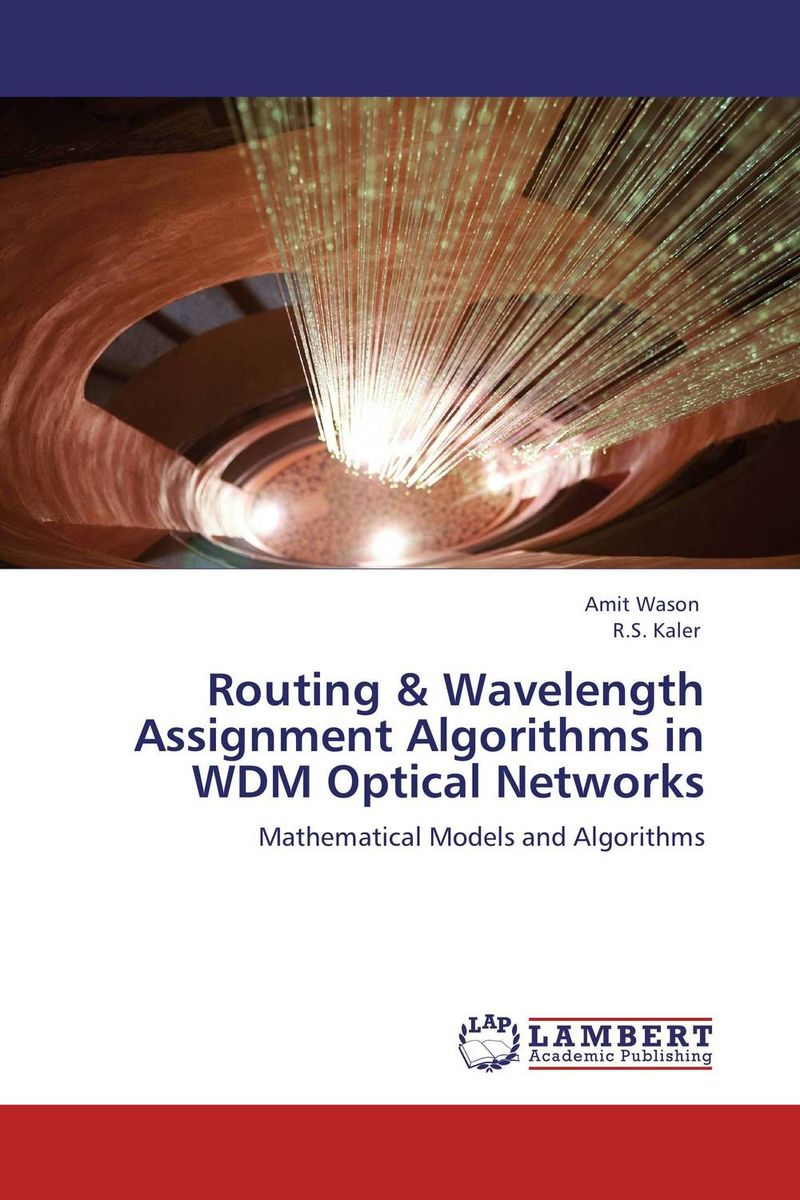 Routing & Wavelength Assignment Algorithms in WDM Optical Networks advanced optical packet switches over wdm networks