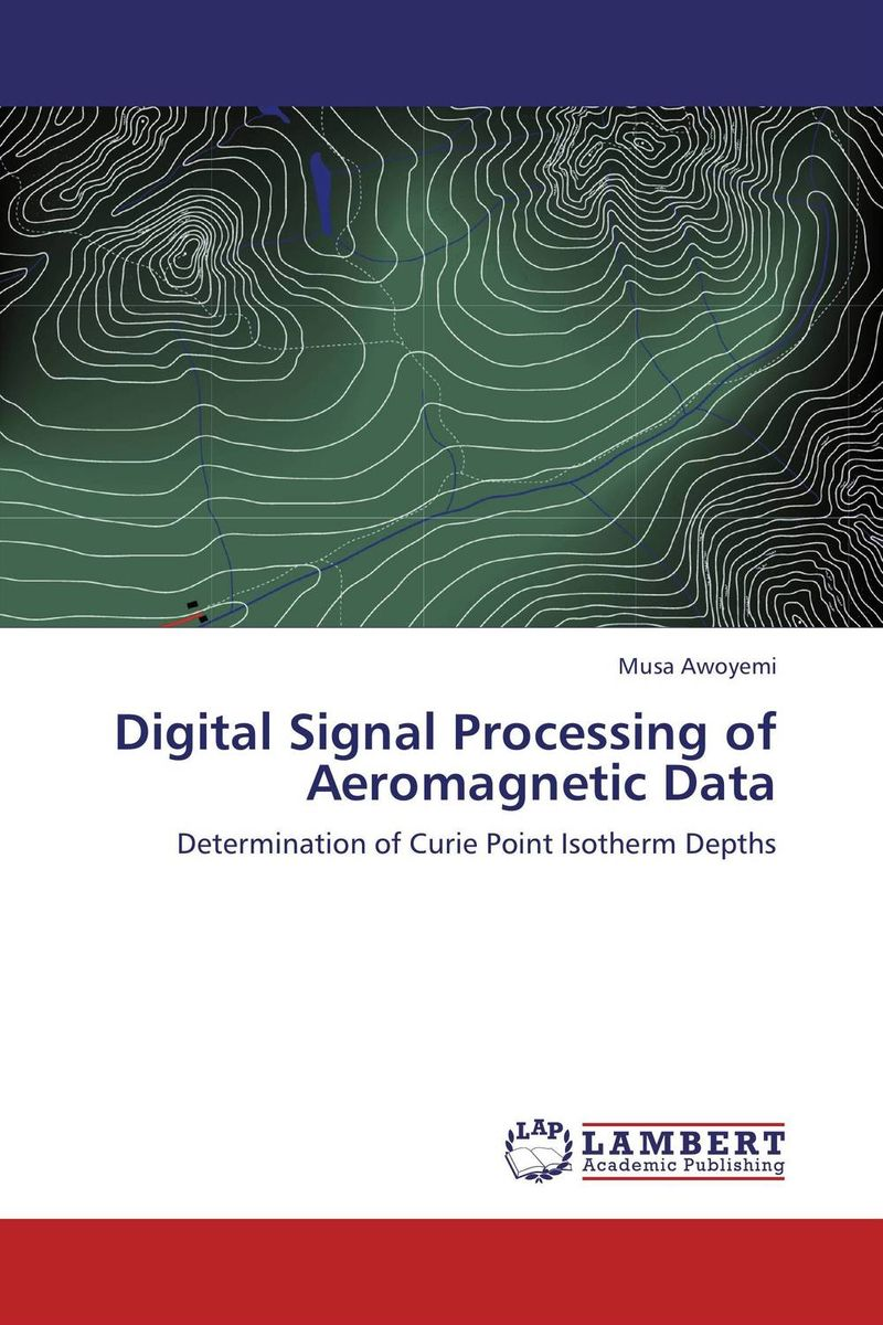 Digital Signal Processing of Aeromagnetic Data