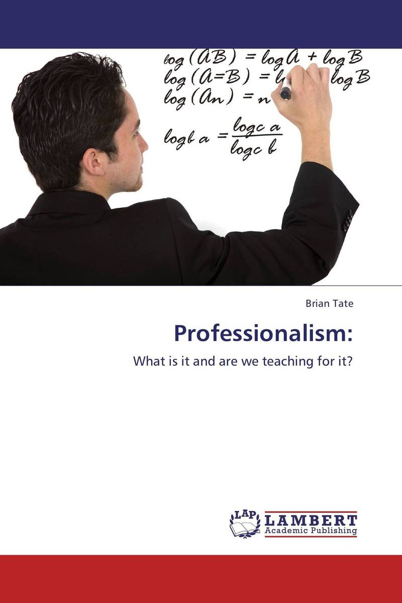 Professionalism: the man within