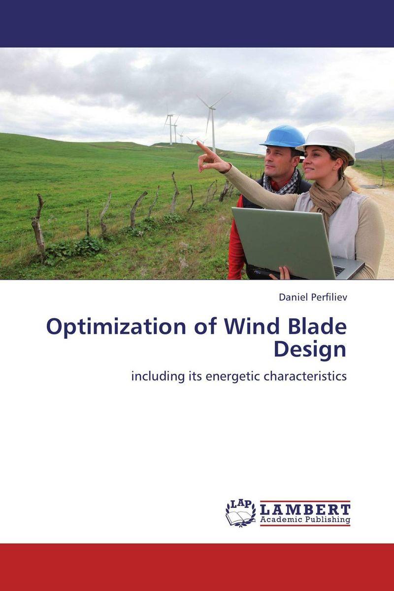 Optimization of Wind Blade Design optimization based filtering of random valued impulses