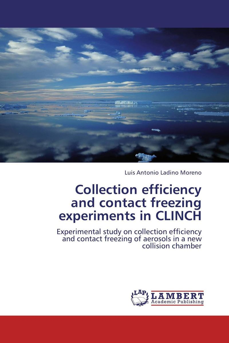 Collection efficiency  and contact freezing experiments in CLINCH bim and the cloud