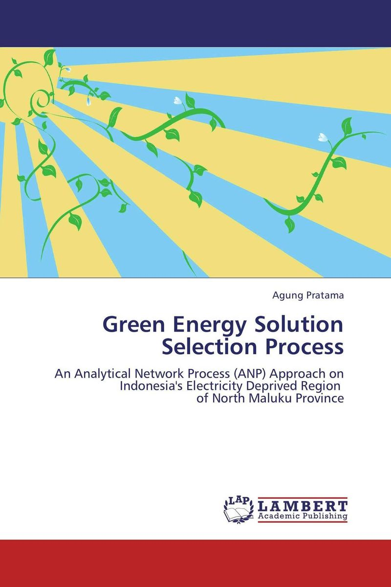 Green Energy Solution Selection Process кеды north star by bata north star by bata no022awqed60