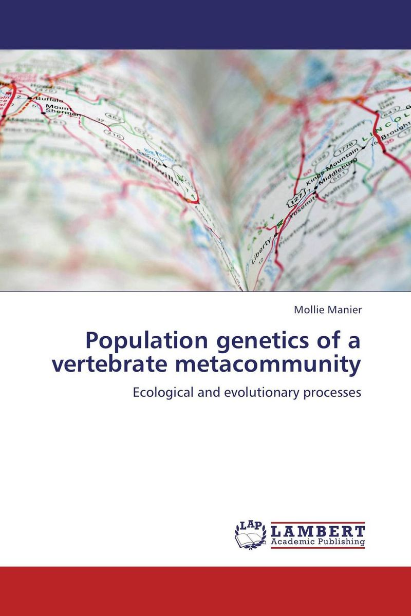 Population genetics of a vertebrate metacommunity купить