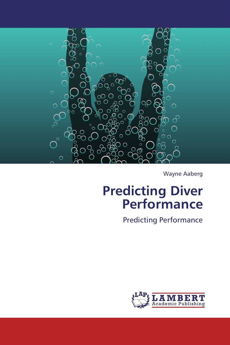 Predicting Diver Performance personality traits