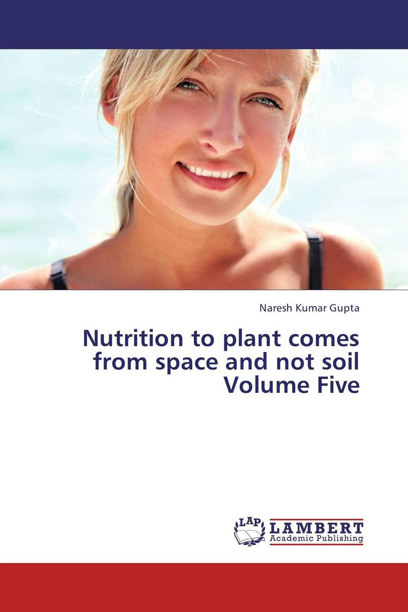 Nutrition to plant comes from space and not soil Volume Five zinc in plant nutrition a review