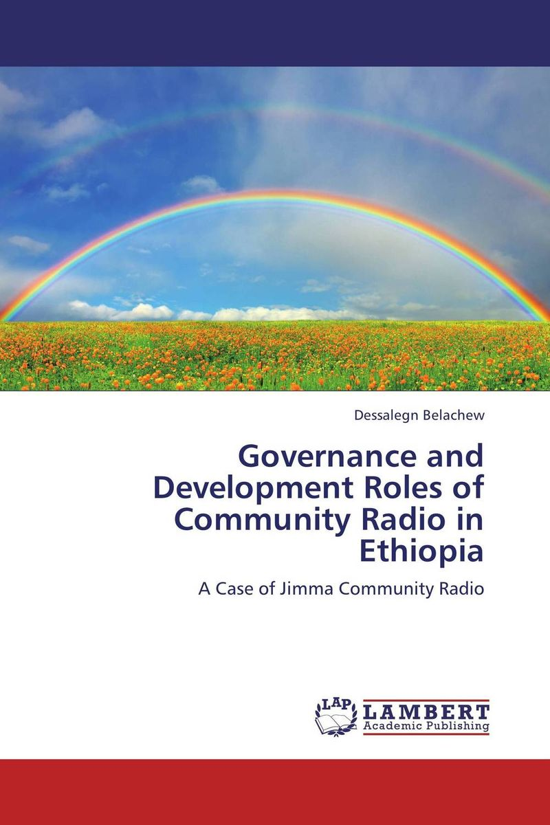 Governance and Development Roles of Community Radio in Ethiopia corporate governance and firm value