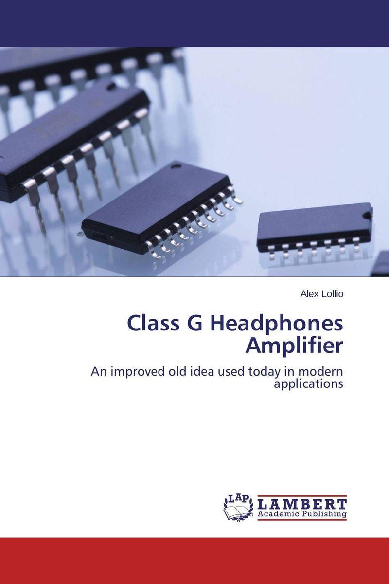 Class G Headphones Amplifier class g headphones amplifier