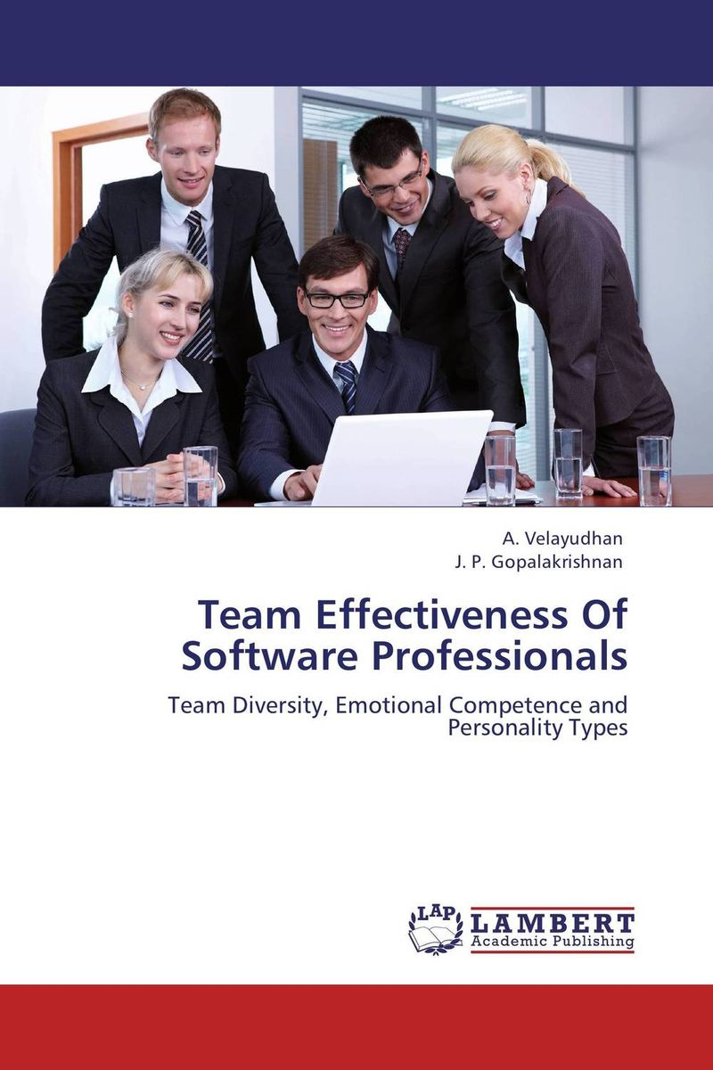 Team Effectiveness Of Software Professionals george eckes six sigma team dynamics the elusive key to project success