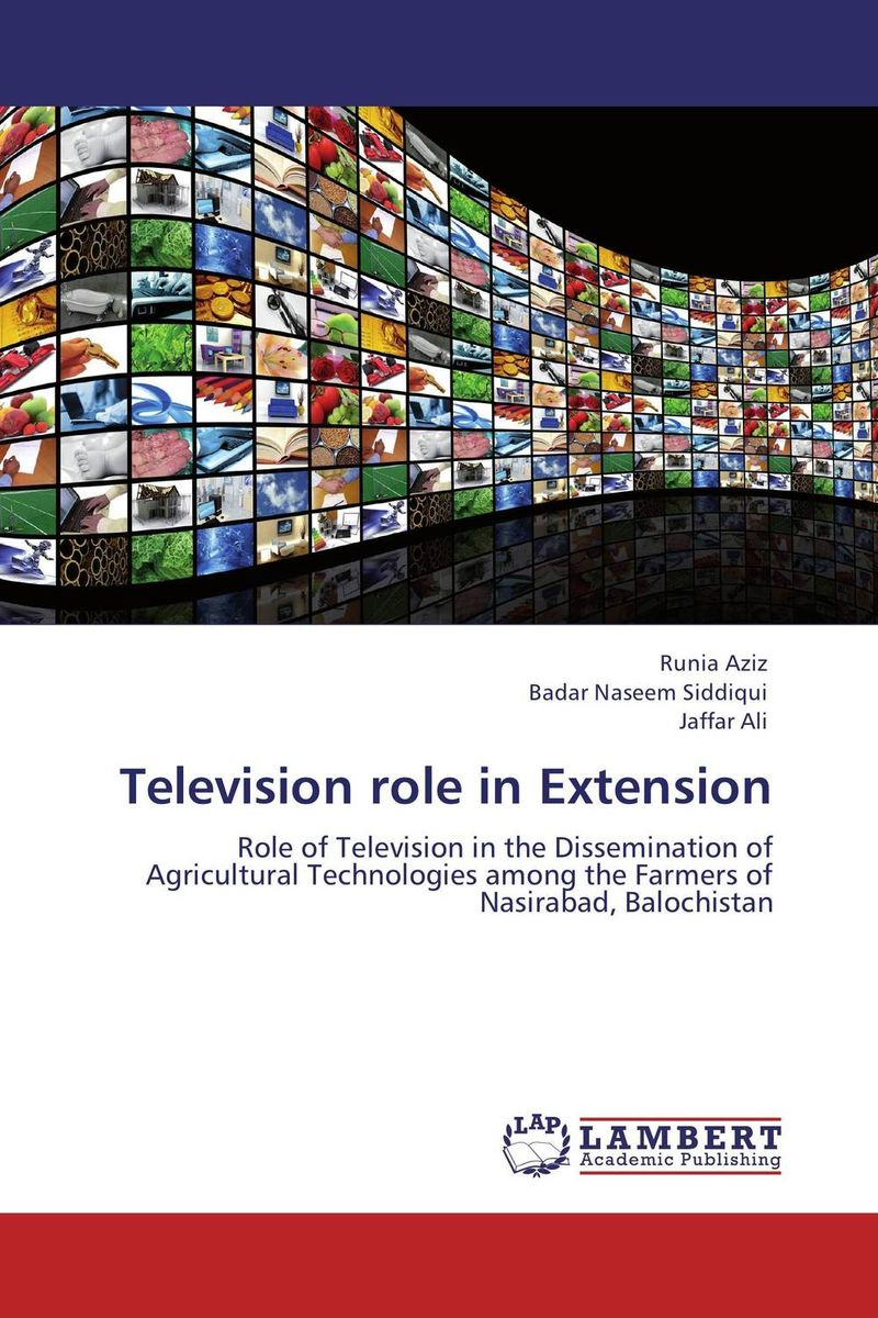 Television role in Extension pakistan on the brink the future of pakistan afghanistan and the west