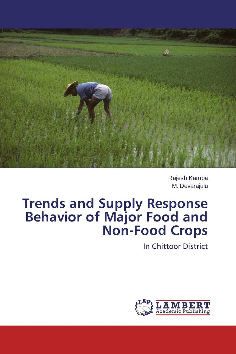 Trends and Supply Response Behavior of Major Food and Non-Food Crops the major plays