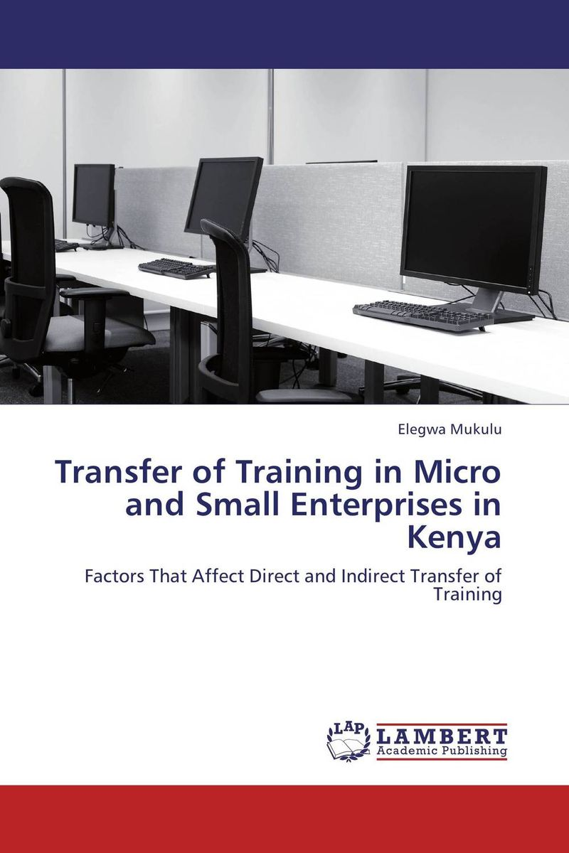 Transfer of Training in Micro and Small Enterprises in Kenya training in compassion
