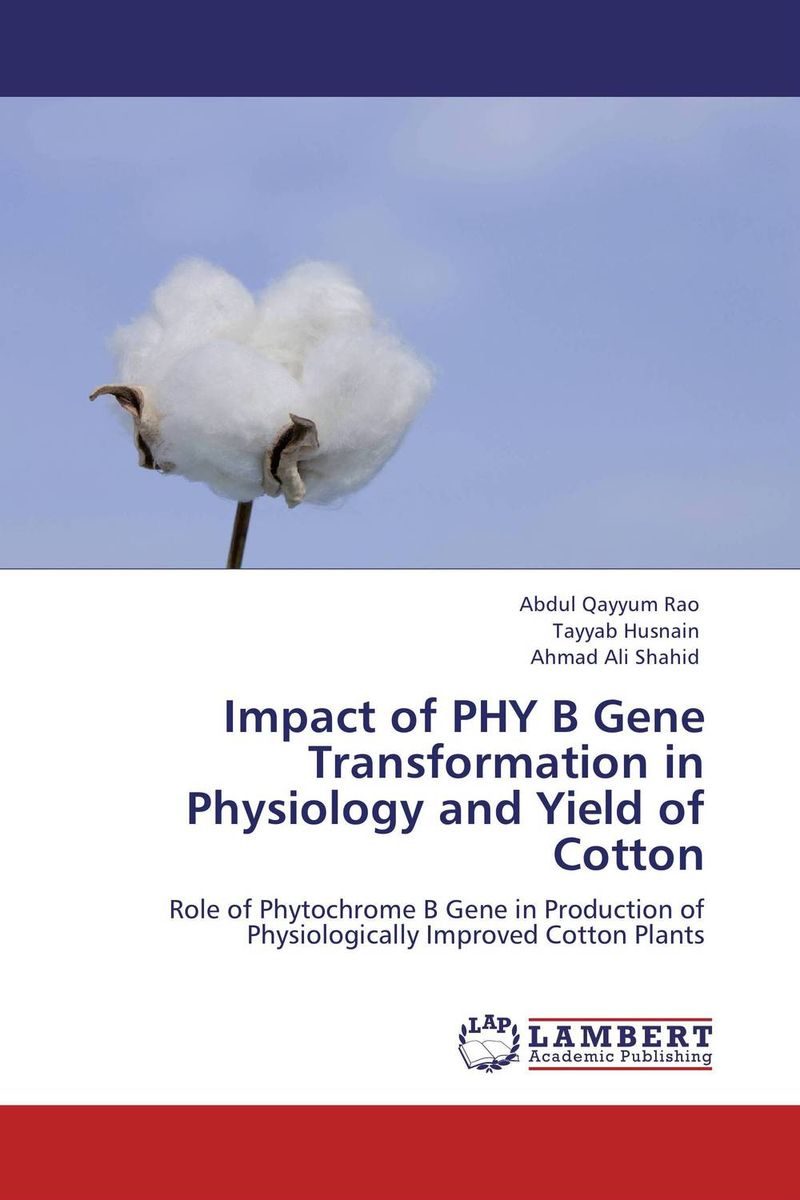 Impact of PHY B Gene Transformation in Physiology and Yield of Cotton viruses cell transformation and cancer 5