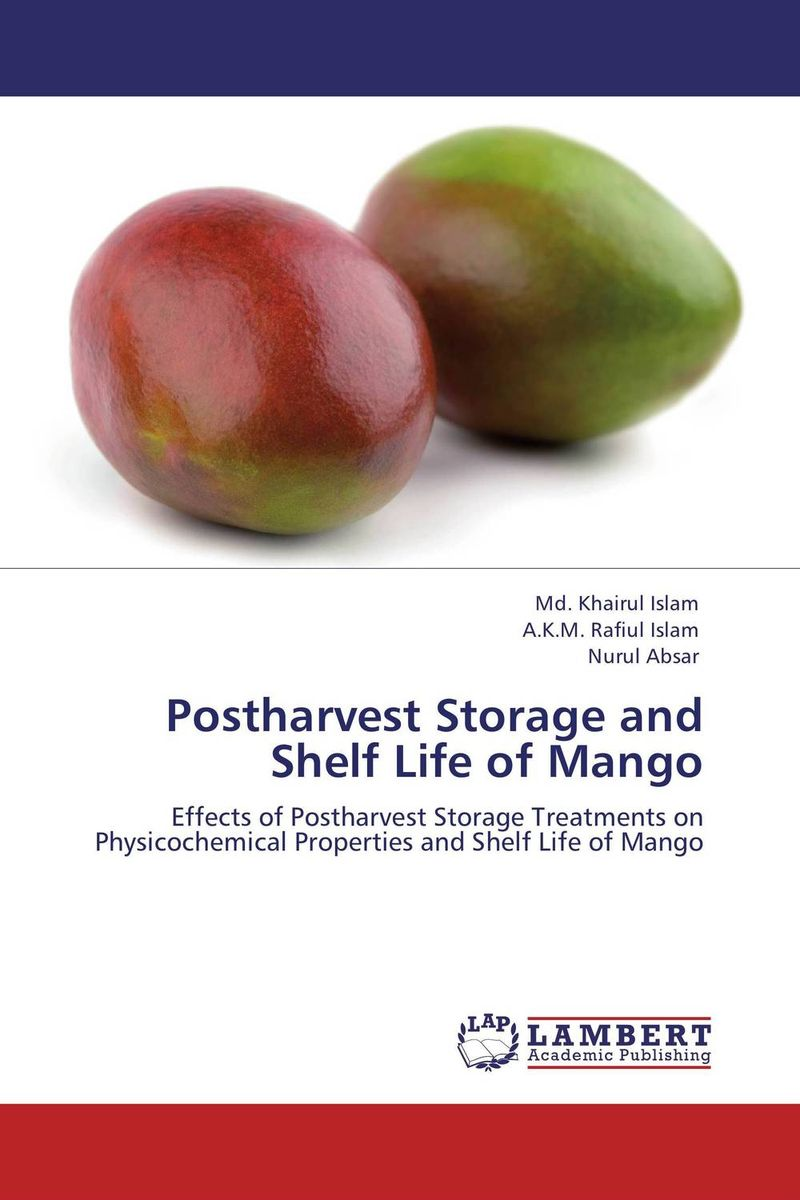Postharvest Storage and Shelf Life of Mango mango pulp effect of variety and storage temperature