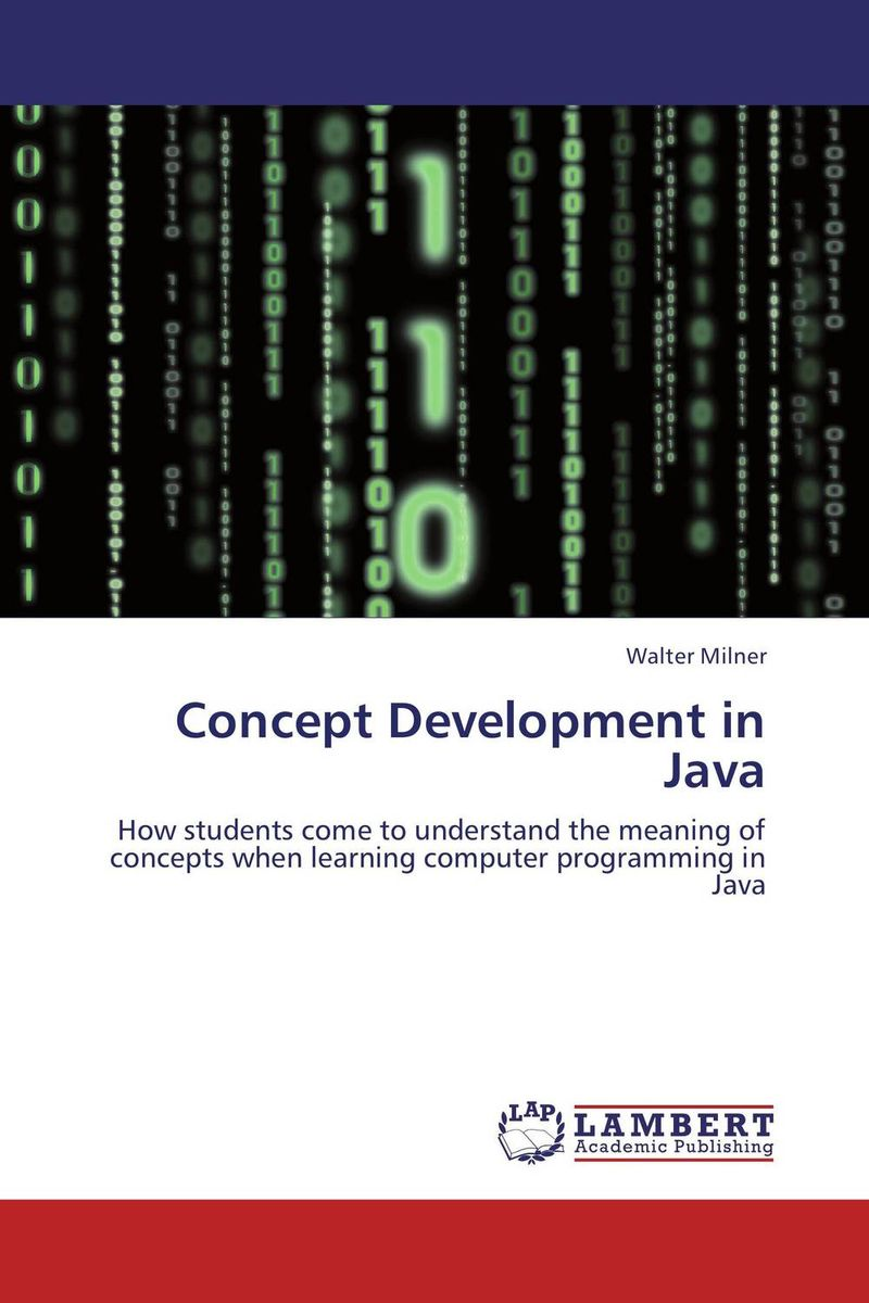 Concept Development in Java телефон
