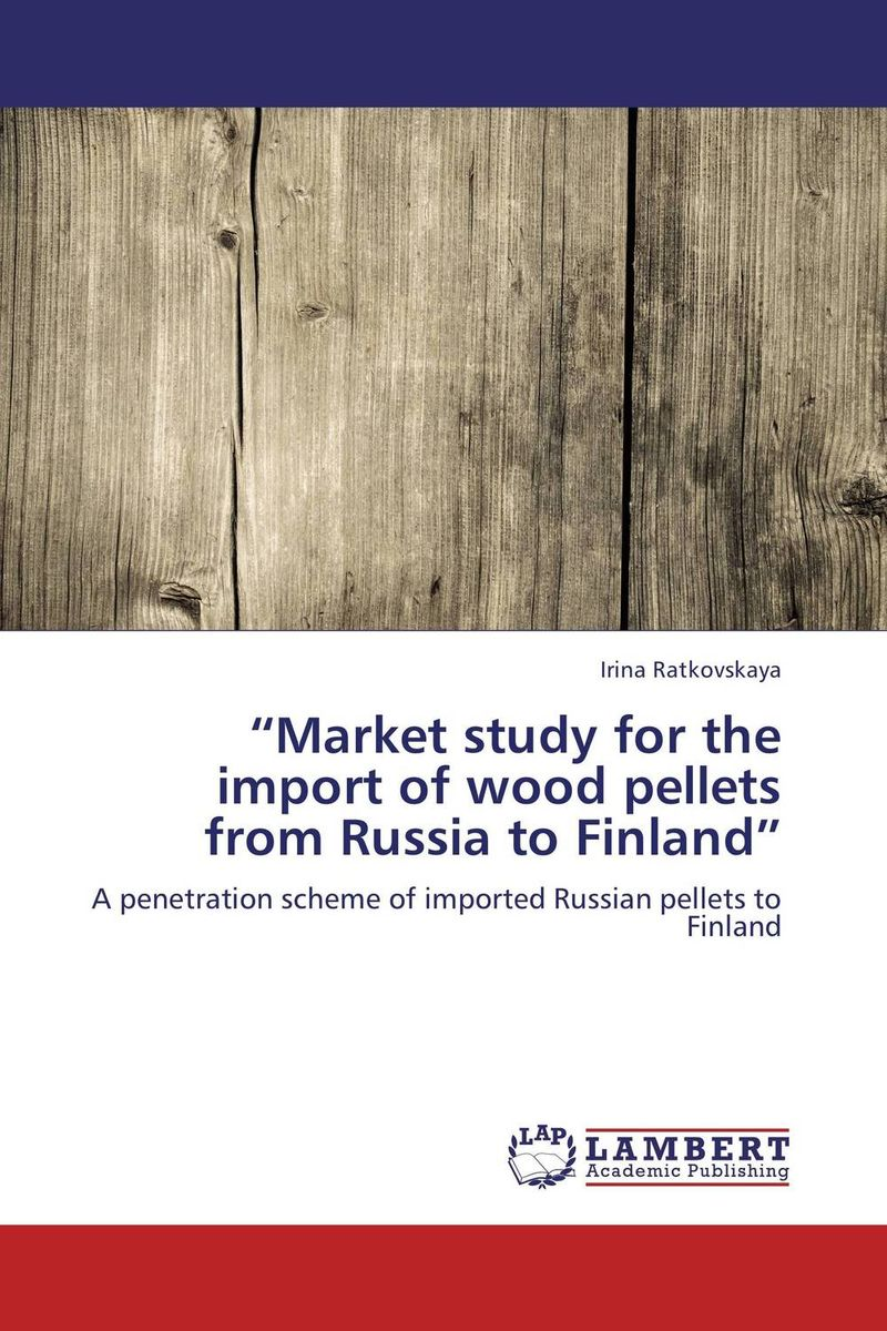 """""""Market study for the import of wood pellets from Russia to Finland"""" carlos alberto palomino lazo and aimee r kanyankogote extraction of market expectations from option prices"""