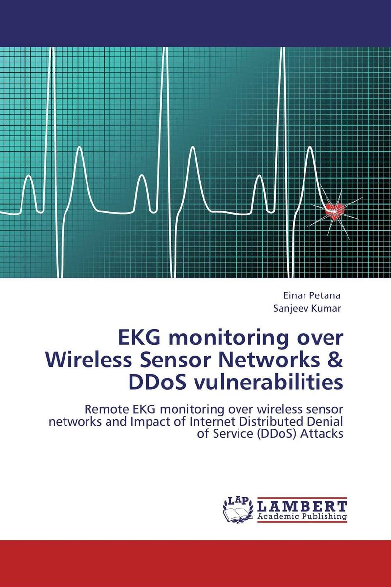 EKG monitoring over Wireless Sensor Networks & DDoS vulnerabilities color image watermarking using matlab