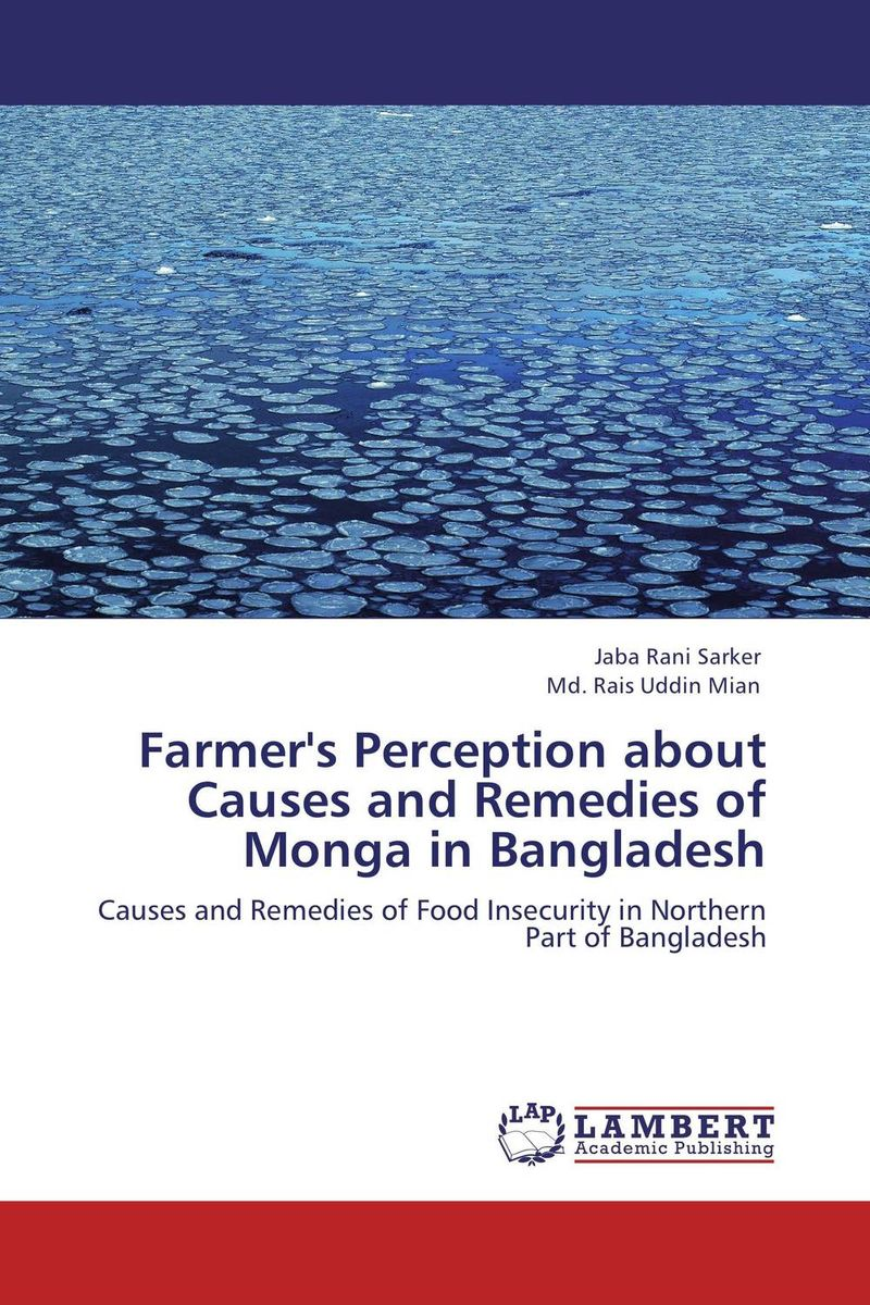 Farmer's Perception about Causes and Remedies of Monga in Bangladesh chandni monga amarjit singh gill and paramjit kaur khinda periodontal regenerative therapy