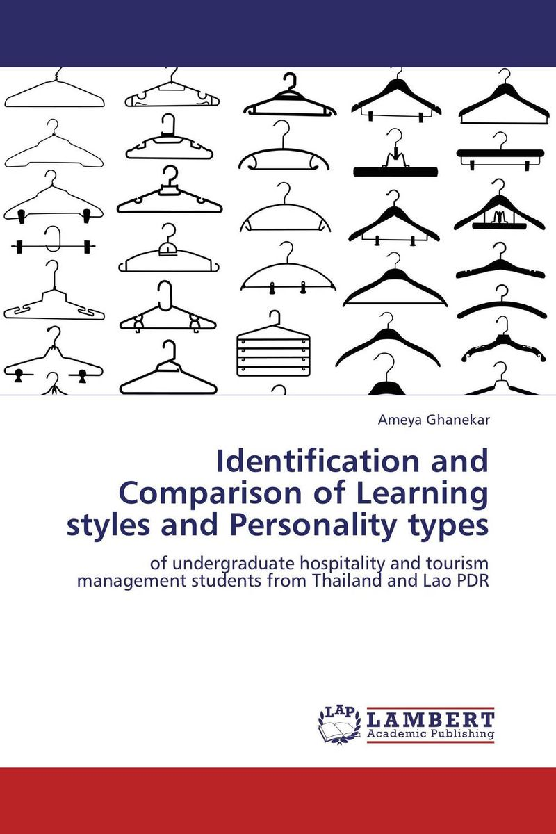 Identification and Comparison of Learning styles and Personality types tv addiction and personality styles of adolescents