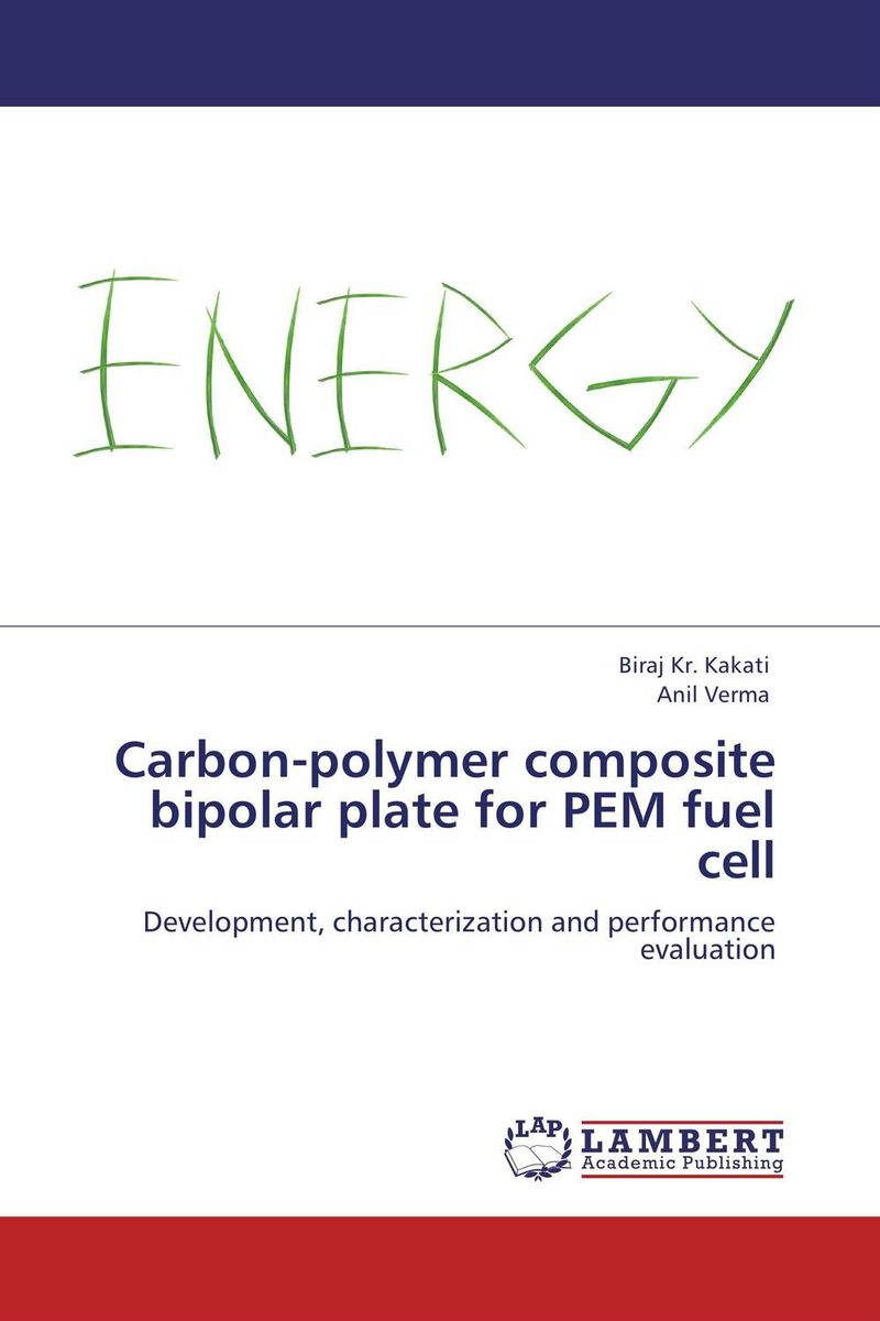 Carbon-polymer composite bipolar plate for PEM fuel cell fuel cell application composite electrodes