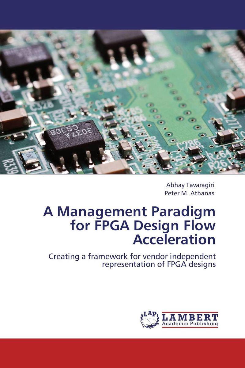 A Management Paradigm for FPGA Design Flow Acceleration xml in data management