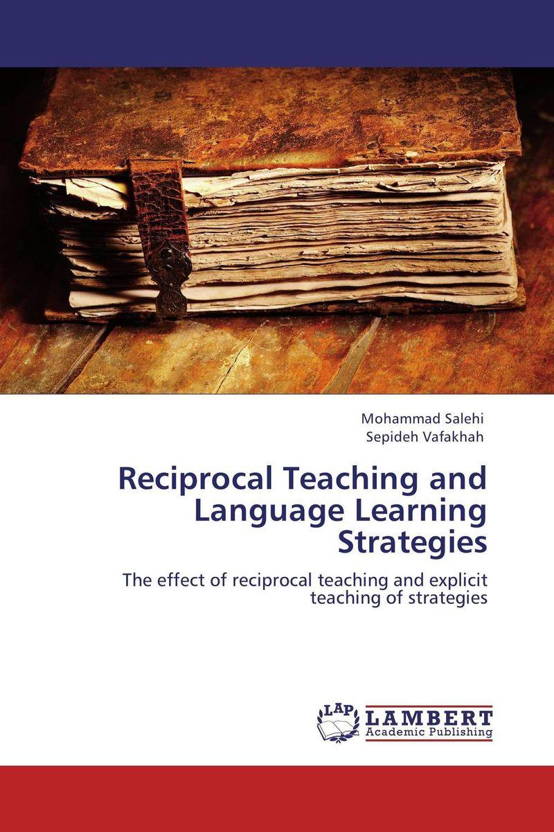 цены Reciprocal Teaching and Language Learning Strategies